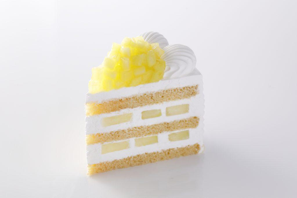 ホテルニューオータニ幕張 スーパーメロンケーキ 託児付きランチ