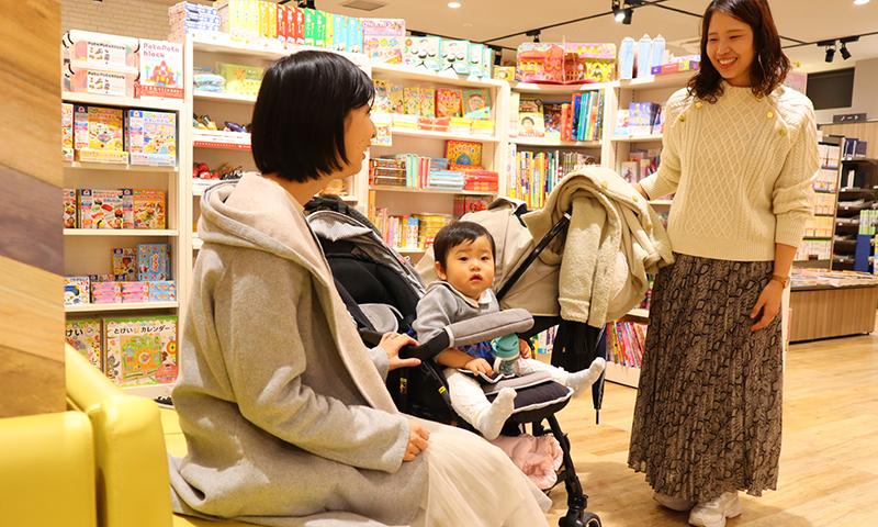 リブロ南町田グランベリーパーク店 子育てに優しい 書店